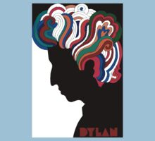 Bob Dylan icon One Piece - Short Sleeve