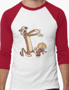 calvin and hobbes scare T-Shirt