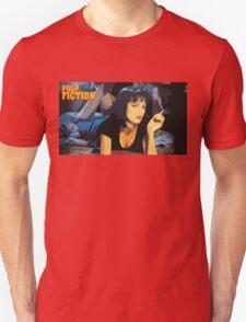 Pulp Fiction Mia Wallace T-Shirt