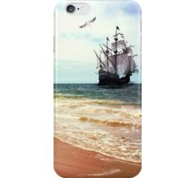 The Departure iPhone Case/Skin
