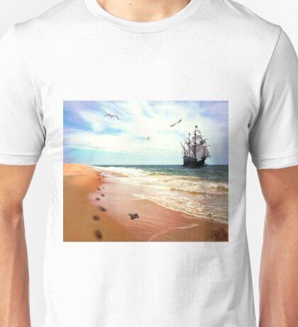 The Departure Unisex T-Shirt