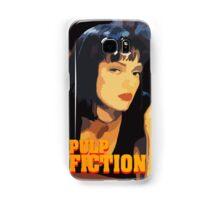 Mia Wallace Pulp Fiction Samsung Galaxy Case/Skin