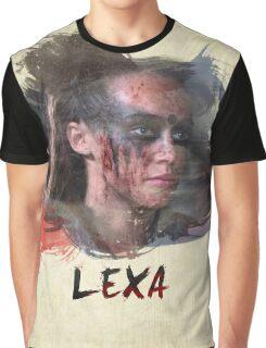 Lexa - The 100 -2 Graphic T-Shirt