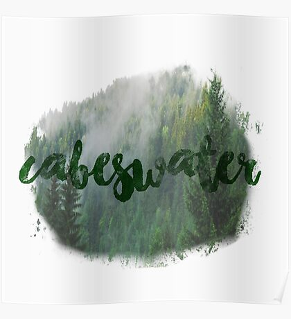 Cabeswater Poster