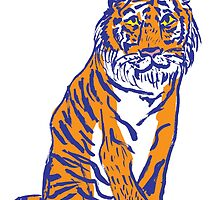 Tiger by sophieheywood