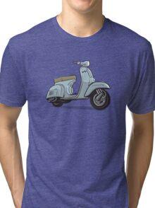 DoubleGood Vespa 150 Super Tri-blend T-Shirt