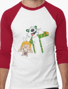 calvin and hobbes on T-Shirt