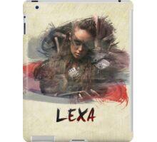 Lexa - The 100 -1 iPad Case/Skin