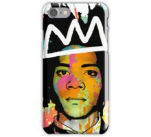 Basquiat 4 iPhone Case/Skin