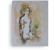 L'ingénue Canvas Print