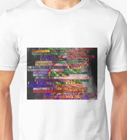 wall of bricks Unisex T-Shirt