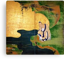 Tai Gong Wang by Ogata Korin Canvas Print