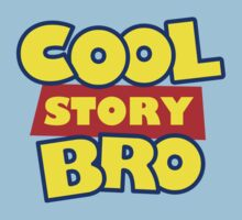 Cool Story Bro T-Shirt One Piece - Short Sleeve