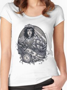 La Mia Promessa Women's Fitted Scoop T-Shirt
