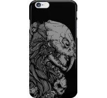 Prehistoric Girl iPhone Case/Skin