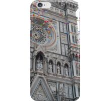 The Duomo and Balloons iPhone Case/Skin