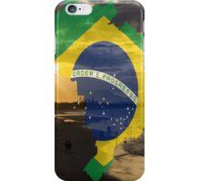 Brazil sea iPhone Case/Skin