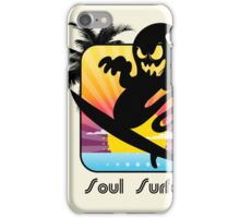 soul surfer iPhone Case/Skin
