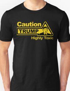 Caution - Trump T-Shirt