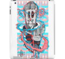 Hala Vandala to graffitimans iPad Case/Skin