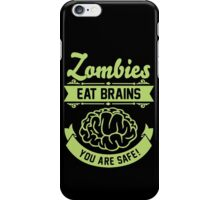 Funny Zombies iPhone Case/Skin
