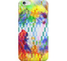rectangles II iPhone Case/Skin