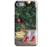 Bridal shoes iPhone Case/Skin