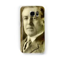 President of the United States of America Woodrow Wilson Samsung Galaxy Case/Skin