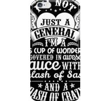 GENERAL COVERS iPhone Case/Skin