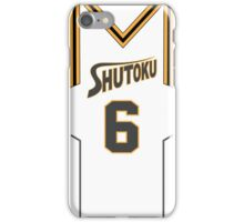 Kuroko no Basuke: SHUTOKU 6 iPhone Case/Skin