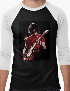 Jack White Men's Baseball ¾ T-Shirt