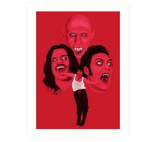What We Do In The Shadows Art Print