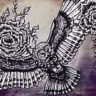 Owl by NADYA PUSPA