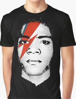 Basquiat vs David Graphic T-Shirt