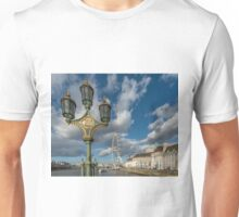 Lanterns on Westminster Unisex T-Shirt