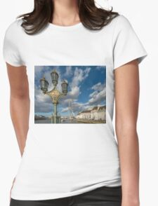 Lanterns on Westminster Womens Fitted T-Shirt