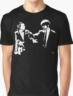 Pulp Confusion Graphic T-Shirt