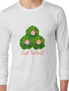Fruit Harvest - Peach Long Sleeve T-Shirt