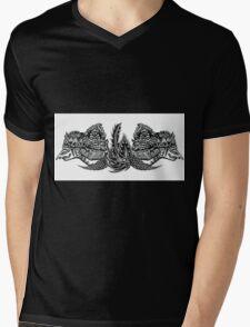 Parikesit Mens V-Neck T-Shirt