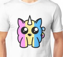 Pansexual Baby Unicorn Unisex T-Shirt