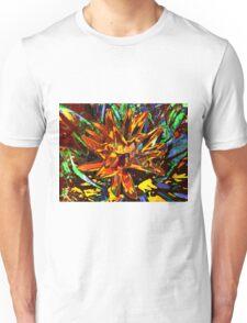 floral technique Unisex T-Shirt