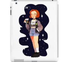 Super 90's Scully unlocked iPad Case/Skin