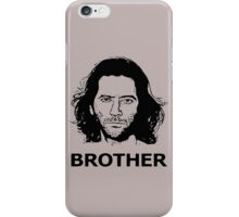 Lost- Desmond brother iPhone Case/Skin