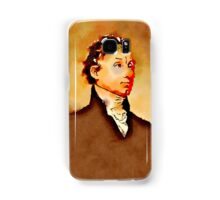 President of the United States of America James Monroe Samsung Galaxy Case/Skin