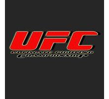 UFC - Ultimate Fighting Championship Photographic Print