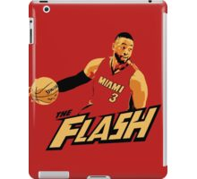 "Dwyane ""The Flash"" Wade iPad Case/Skin"