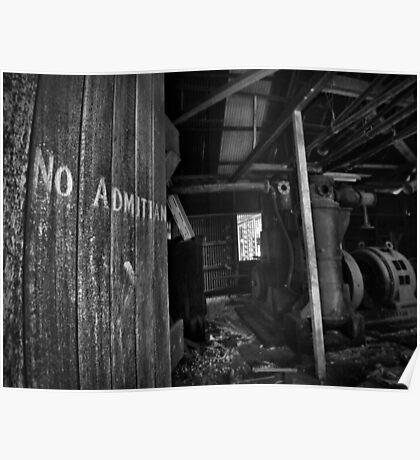 Railway Workshops 1 Poster