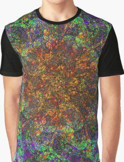 clouds mandala Graphic T-Shirt