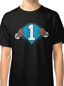 cam newton superman Classic T-Shirt