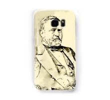 President of the United States of America Ulysses Grant Samsung Galaxy Case/Skin